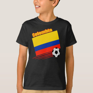 Colombia Soccer Team T-Shirt