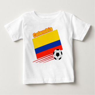 Colombia Soccer Team Tee Shirt