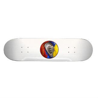 Colombia Sombrero Vueltiao Skateboard