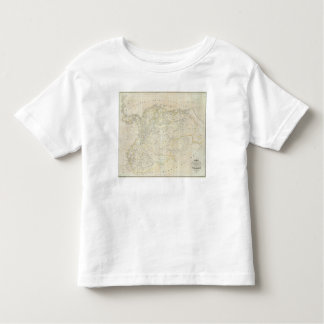 Colombia Toddler T-shirt