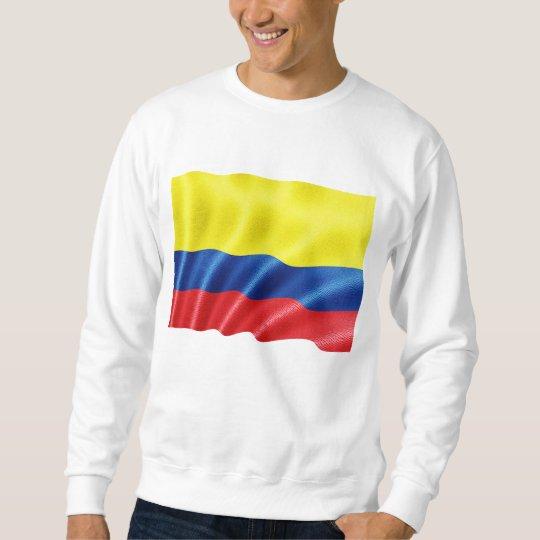 Colombia - Waving Sweatshirt