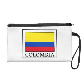 Colombia Wristlet Purse