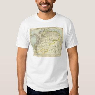 Colombia y Venezuela Camisas