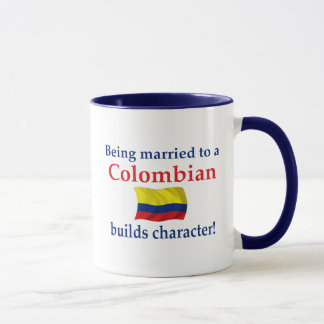 Colombian Builds Character Mug