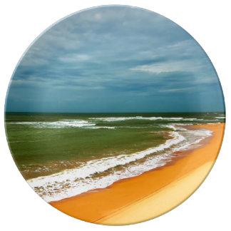 Colombian Coast Plate