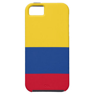 Colombian flag iPhone SE/5/5s case