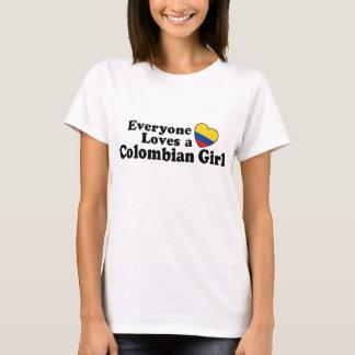Colombian Girl T-Shirt