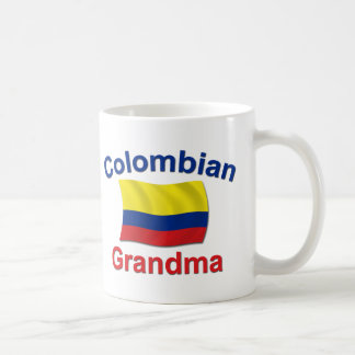 Colombian Grandma Coffee Mug