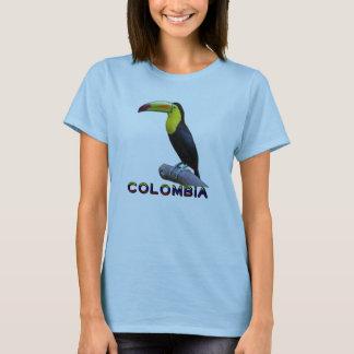 Colombian keel-billed Toucan T-Shirt