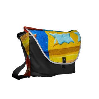 Colombian shades messenger bag