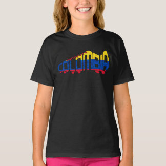 Colombian Soccer Cleat Tee