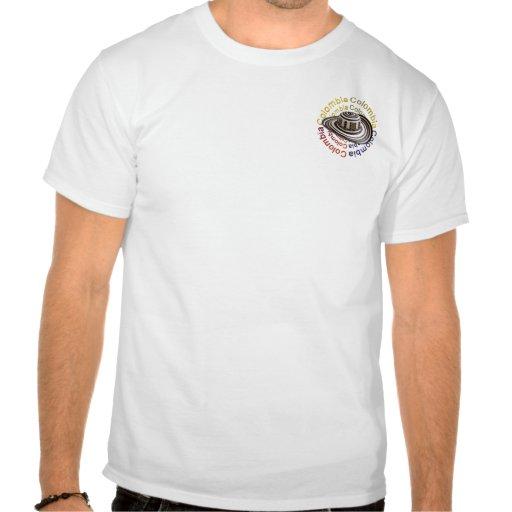 "Colombian ""Sombrero Vueltiao"" Hat T-shirt"