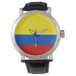 colombiano del reloj - reloj de Colombia