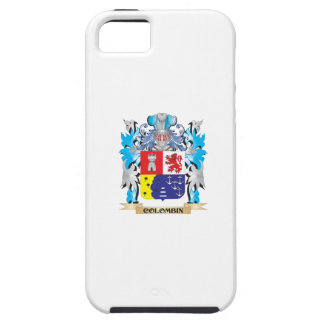 Colombin Coat of Arms - Family Crest Cover For iPhone 5/5S