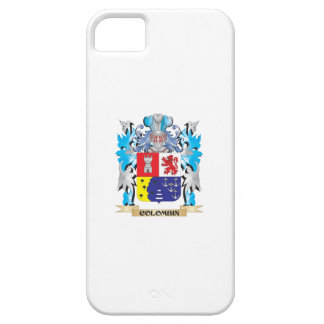 Colombin Coat of Arms - Family Crest iPhone 5 Case