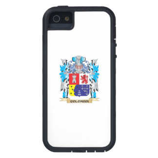 Colombin Coat of Arms - Family Crest iPhone 5 Cover