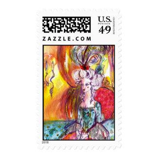 Colombina - detalle sellos