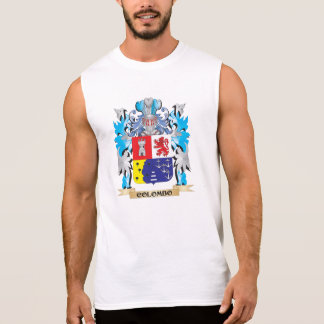 Colombo Coat of Arms - Family Crest Sleeveless T-shirts