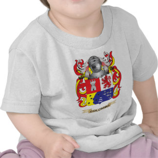 Colombo Coat of Arms Tee Shirt