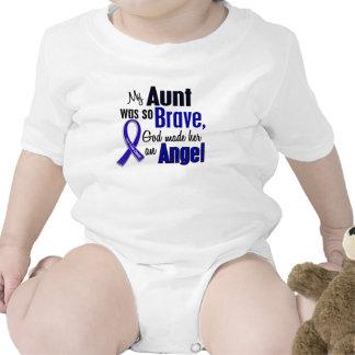 Colon Cancer ANGEL 1 Aunt Shirt