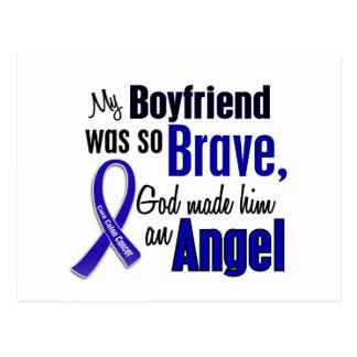 Colon Cancer ANGEL 1 Boyfriend Postcard