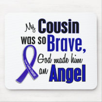 Colon Cancer ANGEL 1 Cousin (Male) Mouse Pad