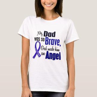 Colon Cancer ANGEL 1 Dad T-Shirt