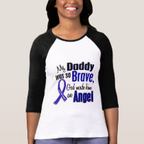 Colon Cancer ANGEL 1 Daddy T-Shirt
