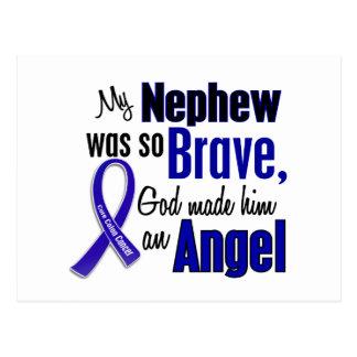 Colon Cancer ANGEL 1 Nephew Postcard