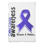 Colon Cancer Awareness 5 iPad Mini Case