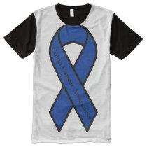 Colon Cancer Awareness All-Over-Print Shirt