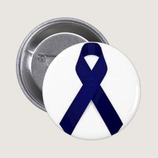 Colon Cancer Awareness Pinback Button