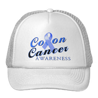 Colon Cancer Awareness Trucker Hat