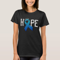 Colon Cancer/ Beat Bullying Dark Tee Shirt