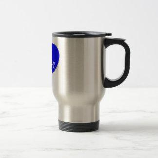 Colon Cancer Believe Heart Coffee Mug