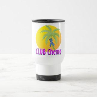 Colon Cancer (blue) Coffee Mug