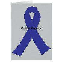 Colon Cancer Card