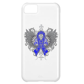 Colon Cancer Cool Wings iPhone 5C Cover