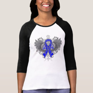 Colon Cancer Cool Wings Shirt