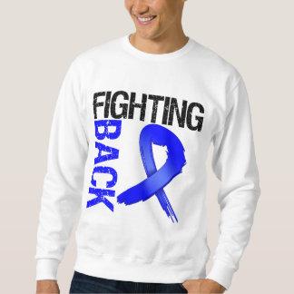 Colon Cancer Fighting Back Sweatshirt