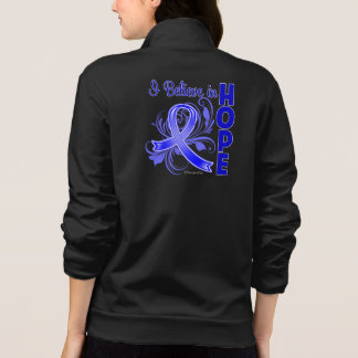 Colon Cancer I Believe in Hope Jackets