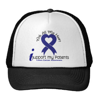 Colon Cancer I Support My Patients Hat