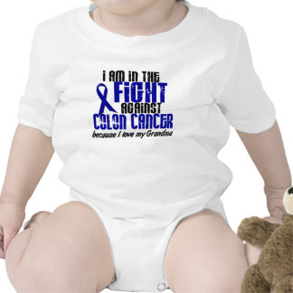 COLON CANCER In The Fight For My Grandma 1 Rompers