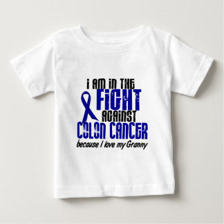 COLON CANCER In The Fight For My Granny 1 Baby T-Shirt