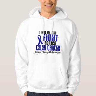 COLON CANCER In The Fight For My Mother-In-Law 1 Hoody