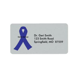Colon Cancer Label