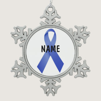 Colon Cancer Memorial Ornament