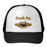 Colon Cancer Mesh Hat