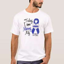 Colon Cancer MISSING MY GRANDMA T-Shirt