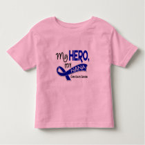Colon Cancer MY HERO MY NANA 42 Toddler T-shirt